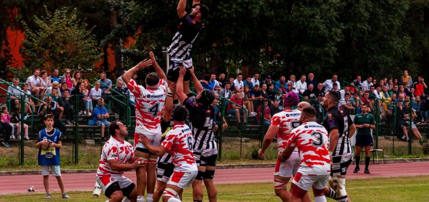 A doua victorie consecutivă pentru rugbyști
