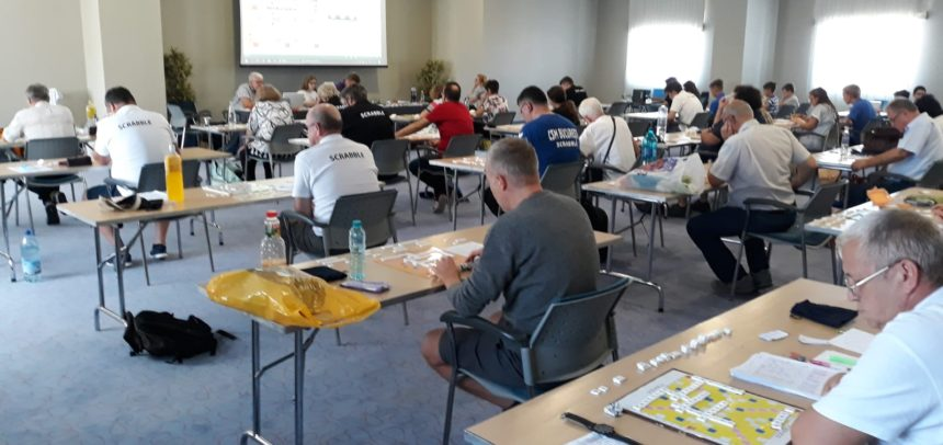 CS Universitatea a dominat competiția de scrabble