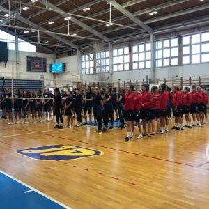 """""""U"""" NTT Data Cluj, locul 2 la turneul amical din Ungaria"""