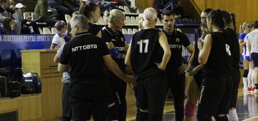 """U"" NTT Data Cluj, turneu amical internațional la Lugoj"