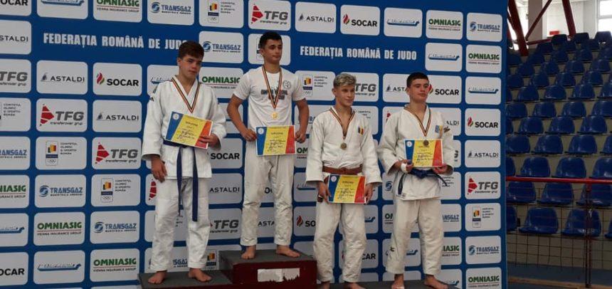 Patru medalii la finalele de Ne Waza de la Drobeta Turnu Severin