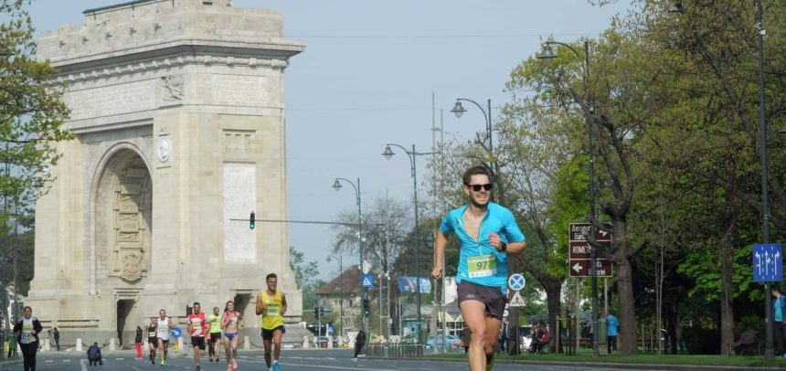 Patru universitari aleargă la Campionatul Național de Maraton