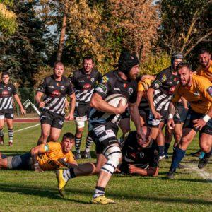 Victorie importantă cu Timișoara pentru rugbyști