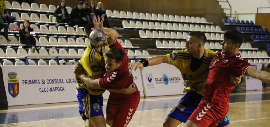 Handbaliștii, meci în Cupa României cu Politehnica Iași