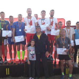 """Echipa """"U"""" Cluj, vicecampioană națională la Cros"""