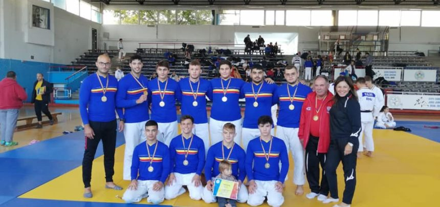 """Echipa """"U"""" Cluj masculin este campioană națională"""