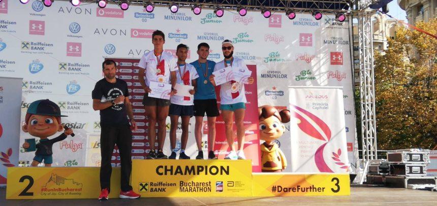 """""""U"""" Cluj, campioană națională la maraton tineret"""