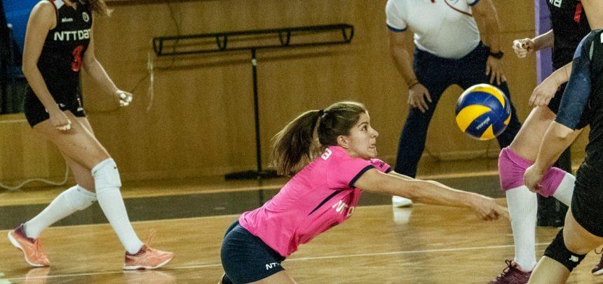 """""""U"""" NTT DATA Cluj joacă la Medgidia"""