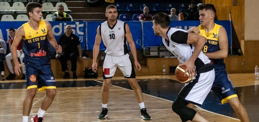 Baschetbaliștii U20 joacă la București