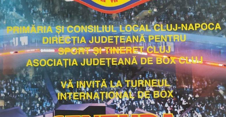 """Astăzi începe """"Centura Transilvaniei"""" la box"""