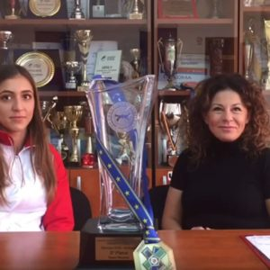 Bronz în Liga Camponilor la judo feminin