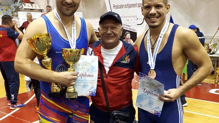 Moigrădean a cucerit bronzul Cupei României