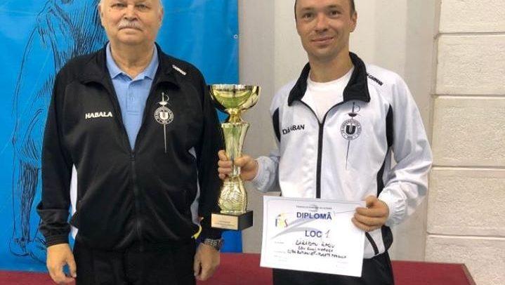 Radu Dărăban, al 13-lea trofeu al Cupei României