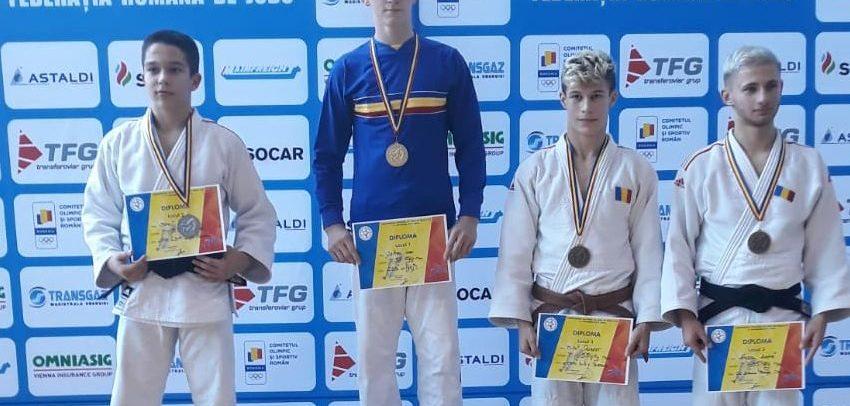 Medalie de bronz pentru Robert Mihai la Ne Waza