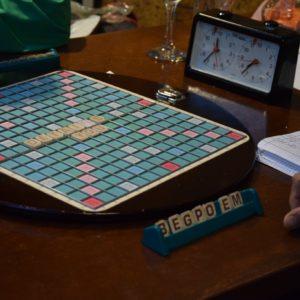 Începe Campionatul de Scrabble Anglofon