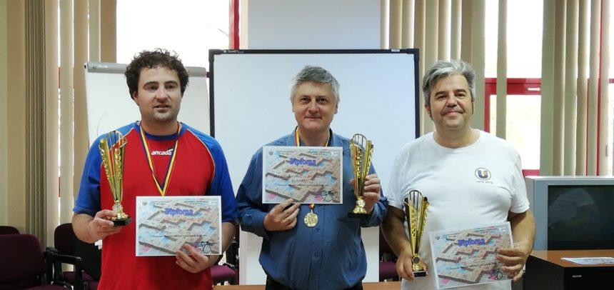 Final de campionat național la scrabble anglofon