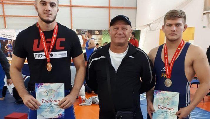 Tifan și Coț, pe podium la Cupa României