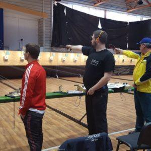 Prima etapă de tir sportiv are loc la Oradea