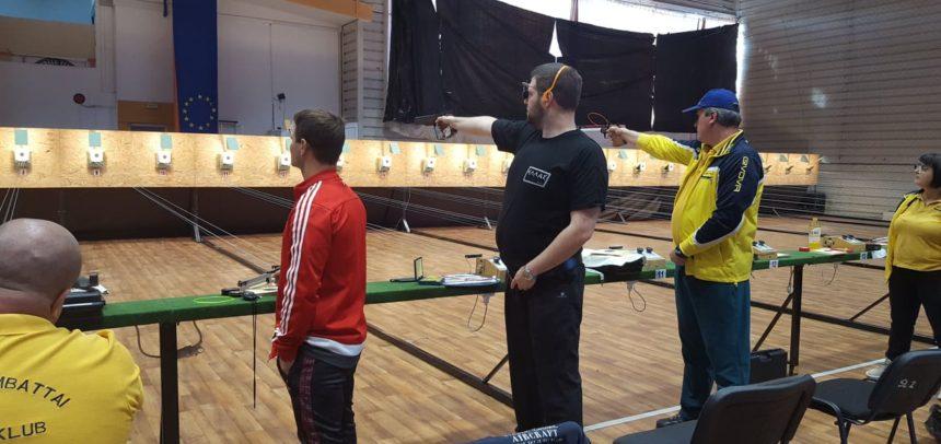 Campionatul Național de Tir Sportiv continuă cu etapa de la Oradea