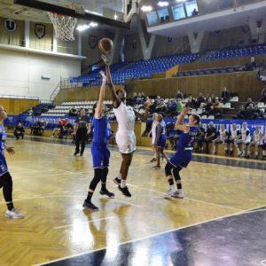 Deplasare la Arad pentru baschetbaliste