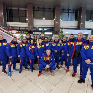 Florin Babotă participă la Campionatul Mondial