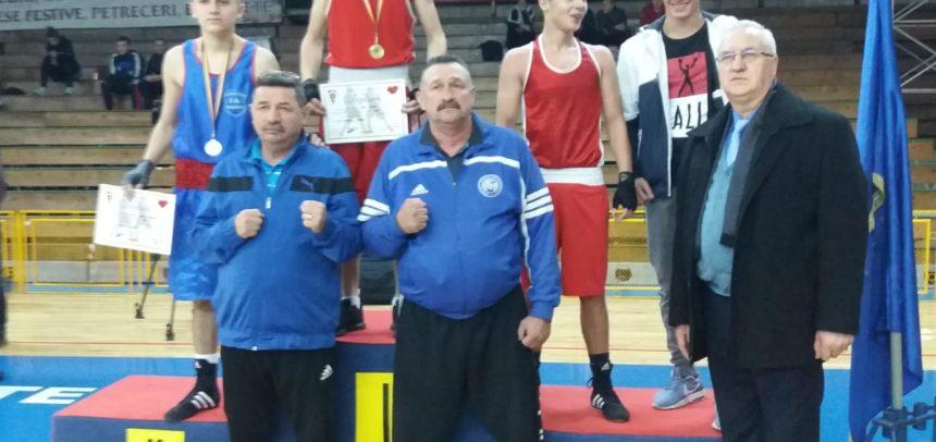 Clasare pe podium pentru pugilistul Nagy Istvan