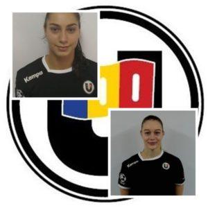 Necula și Moraru sunt convocate la echipa națională
