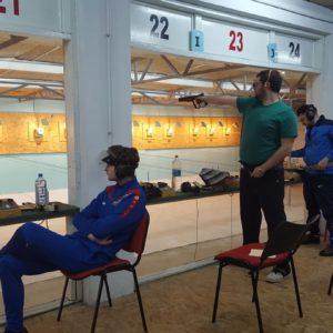 Radu Vescan participă la etapa a IV-a a Campionatului Național