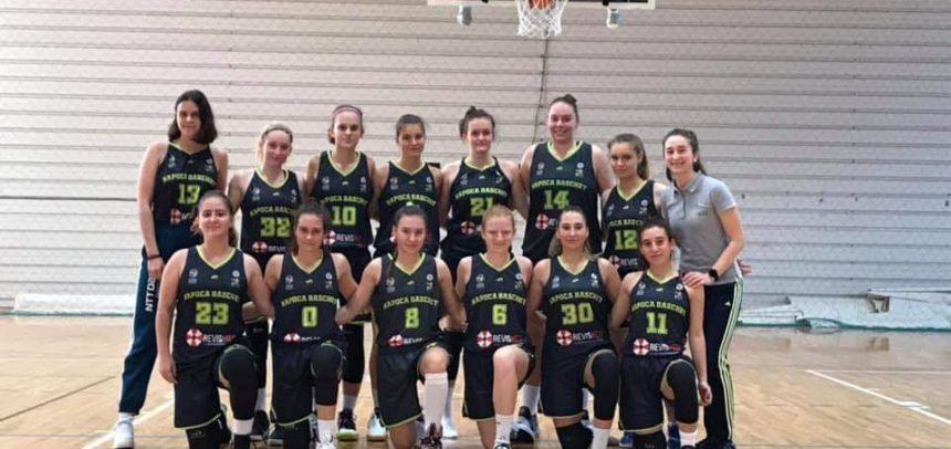 Turneu de baschet feminin U20 la Constanța