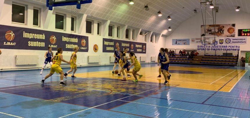 CS Universitatea NBS Cluj a urcat pe locul 2