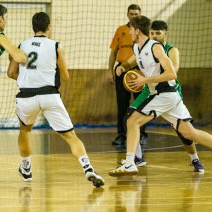 """""""Examene"""" dificile pentru baschetbaliștii juniori"""
