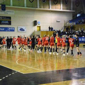 """HF: """"U"""" Cluj –  SCM Gloria Buzău"""
