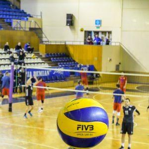 Volei masculin – la Cluj