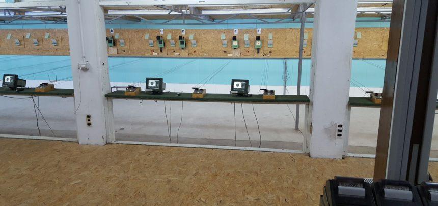 O nouă etapă de tir sportiv la București