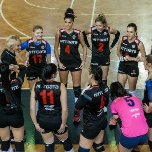 """U"" NTT Data Cluj primeşte vizita echipei CSM Lugoj"