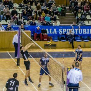 Voleibaliștii joacă la București al doilea turneu din faza a II-a
