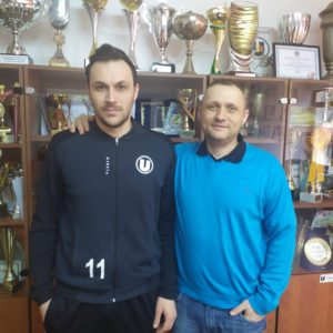 "Vlad Negrean și-a prelungit contractul cu ""U"""