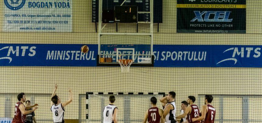 Turneu de baschet masculin U20 la Ploiești și București