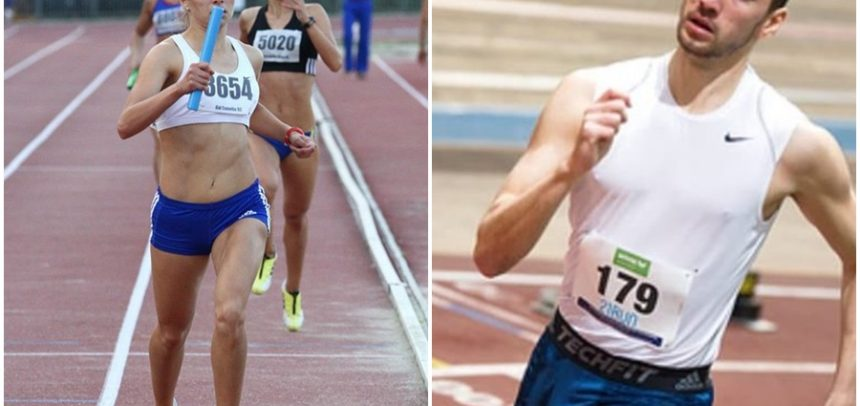 Două medalii de bronz la Campionatele Balcanice de Atletism