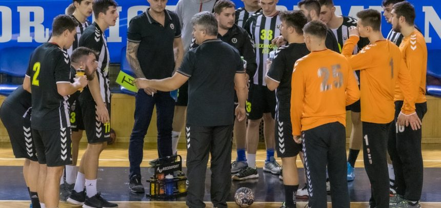 Derby județean la handbal masculin