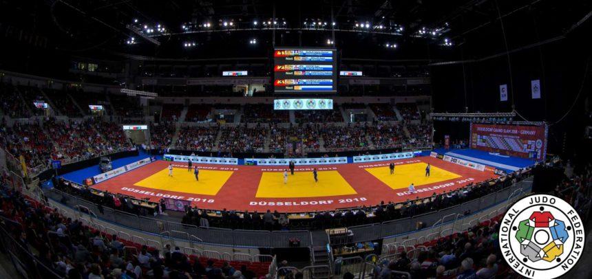 Dobre și Ungureanu concurează la Grand Slam-ul de la Dusseldorf