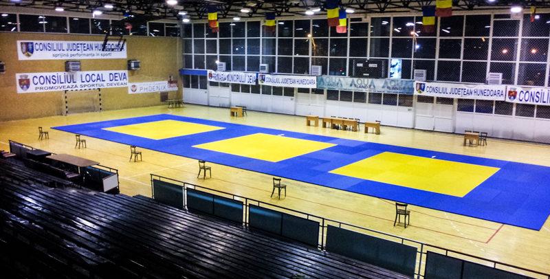 Șase judoka universitari participă la finala CN U18
