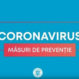 Sfaturi de prevenție împotriva coronavirusului!
