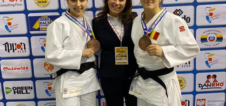 Trei medalii de bronz la Open-ul de la Varșovia