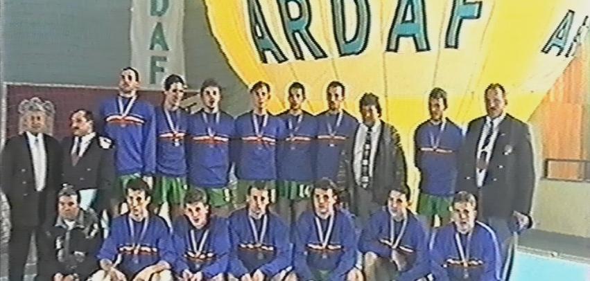 """Meciuri memorabile: """"U""""-ARDAF – Campioană"""