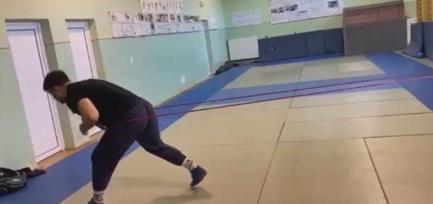 Pregătire individuală sportivi – lupte