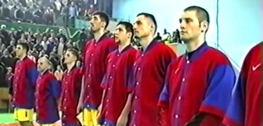 Meciuri Memorabile: România-Danemarca
