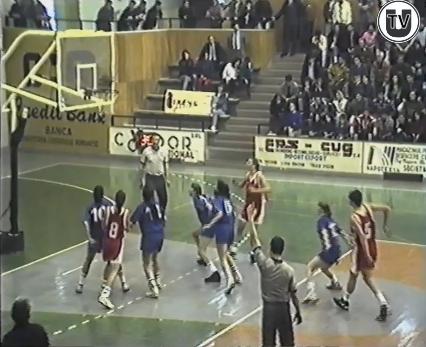 """Meciuri memorabile: """"U"""" – B.C. ICIM Arad 1994"""