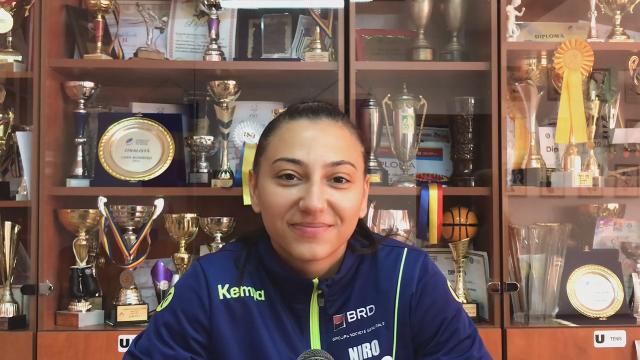 Sportivii noștri: Raluca Nicolae