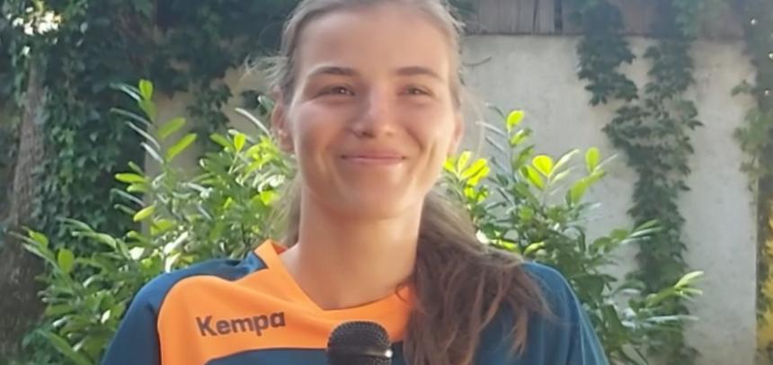 Sportivii noștri: Mădălina Ion